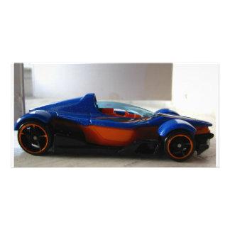 Future Race Car Toy Card