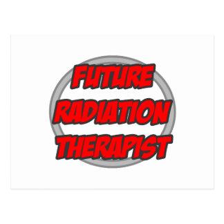 Future Radiation Therapist Postcard