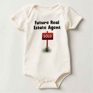 Future Real Estate Agent Romper