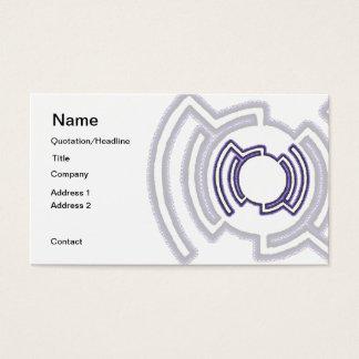 Future Record Business Card
