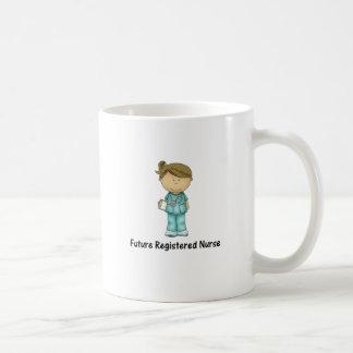 future registered nurse coffee mug