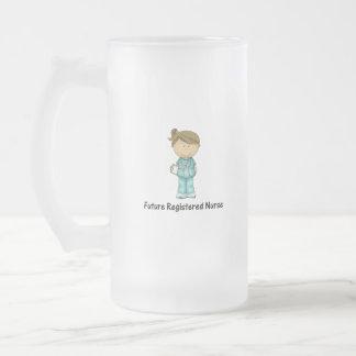 future registered nurse mug