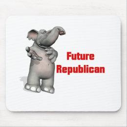 Future Republican Mouse Pad