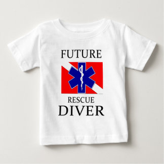 Future Rescue Diver Tee Shirts