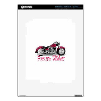 Future Rider Skin For iPad 3