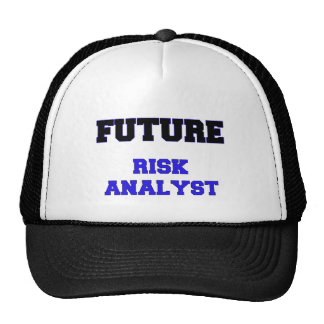 Future Risk Analyst Hats