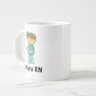 future RN Giant Coffee Mug