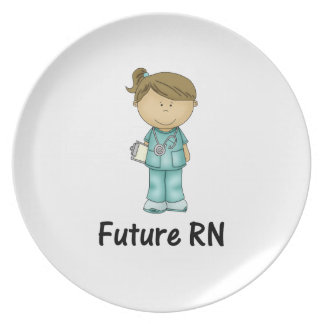 future RN Party Plate