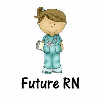 future RN Statuette