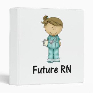 future RN Vinyl Binder