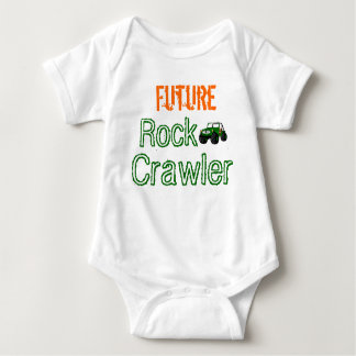 Future Rock Crawler FJ40 Infant Creeper