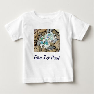 Future Rock Hound Baby Toddler Tees T-shirts