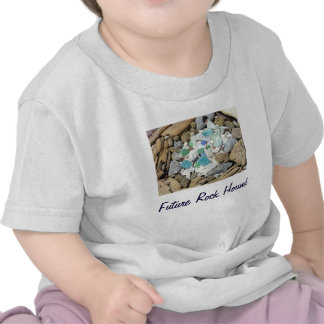Future Rock Hound Baby Toddler Tees T-shirts