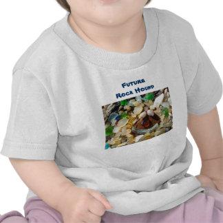 Future Rock Hound Toddler T-Shirts Tees Agates