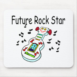 Future Rock Star Mouse Pad