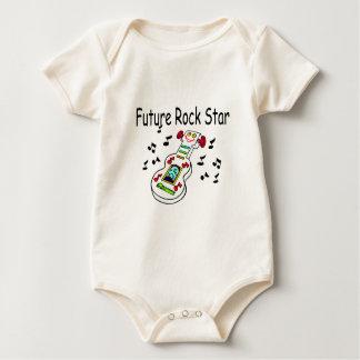 Future Rock Star Romper