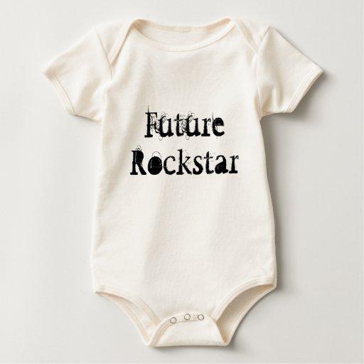 Future Rockstar Baby Bodysuit