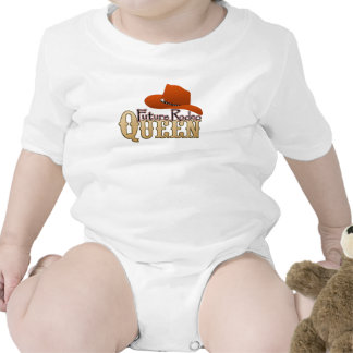 Future Rodeo Queen Baby Shirt