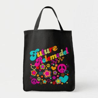 Future Rolemodel Tote Bags