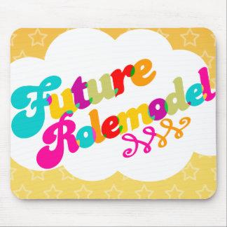 Future Rolemodel Mouse Pad