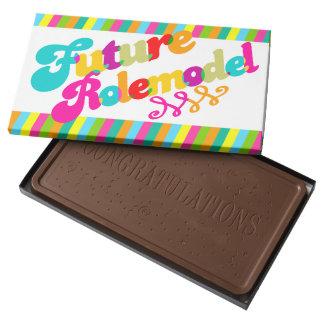 Future Rolemodel 2 Pound Milk Chocolate Bar Box