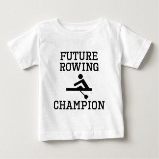 Future Rowing Champion Baby T-Shirt