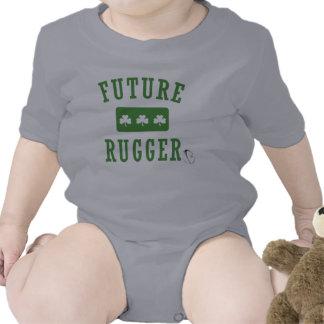 Future Rugger - Irish (jbRUGBY) Rompers