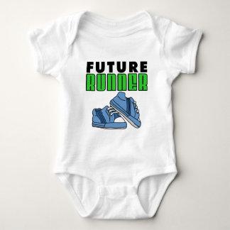 Future Runner Boy Baby Bodysuit