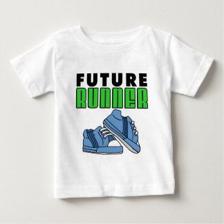 Future Runner Boy Baby T-Shirt