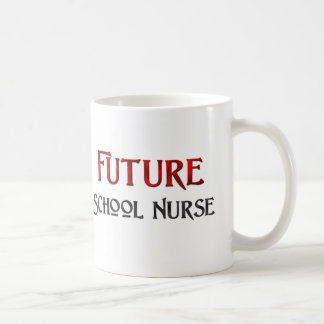 Future School Nurse Classic White Coffee Mug