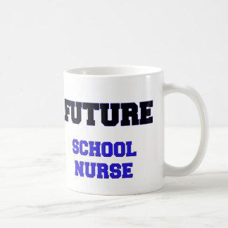 Future School Nurse Mugs