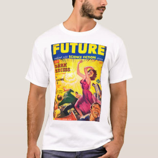 Future Science Fiction v02 n02 [1951-07.Columbia] T-Shirt