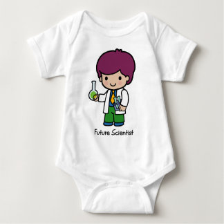 Future Scientist - Boy Baby Bodysuit