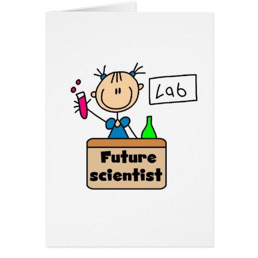 Future Scientist Card