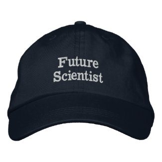 FUTURE SCIENTIST hat
