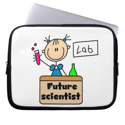 Future Scientist Laptop Sleeve