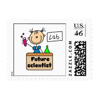 Future Scientist Postage