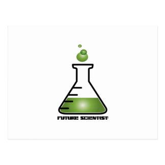 Future Scientist Postcard