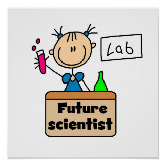 Future Scientist Poster