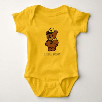Future Scout Onsie Baby Bodysuit