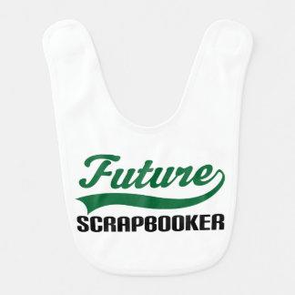 Future Scrapbooker Baby Bib