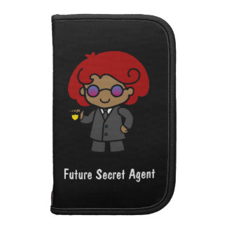 Future Secret Agent Planners