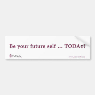 Future Self Bumper Sticker