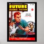 Future September 1956_Pulp Art Poster