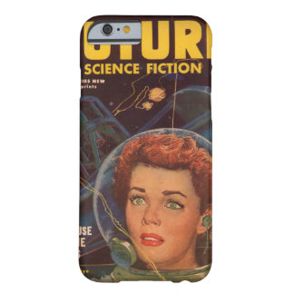 Future (series 2) v03 n02 (1952-07.Columbia)_Pulp Barely There iPhone 6 Case