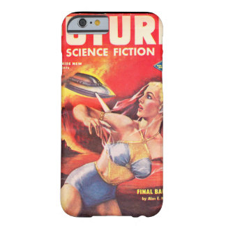 Future (series 2) v03 n03 (1952-09.Columbia)_Pulp Barely There iPhone 6 Case