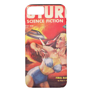 Future (series 2) v03 n03 (1952-09.Columbia)_Pulp iPhone 8/7 Case