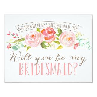 Future Sister | Bridesmaid Invitation