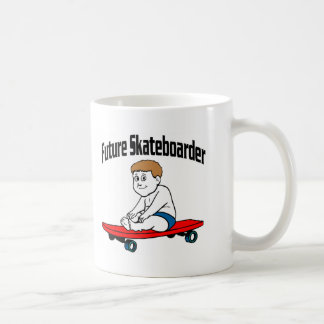 Future Skateboarder Mugs
