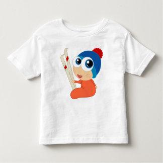 Future Skier T-shirt